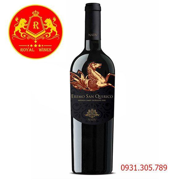 Rượu vang Eremo San Quirico