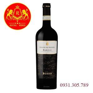 Rượu Vang Boschi Del Signori Barolo Bosio
