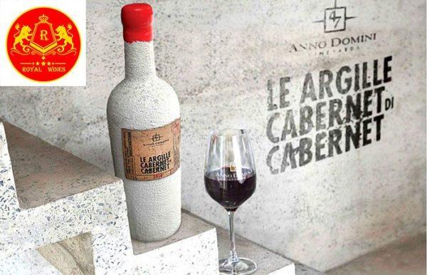 Rượu vang Le Agrille Cabernet Di Cabernet 1