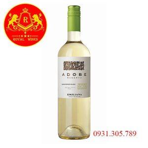 Rượu Vang Adobe Reserva Sauvignon Blanc