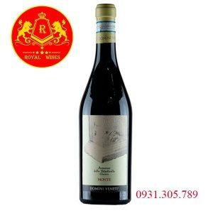 Rượu Vang Amarone Monte