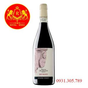 Rượu Vang Amarone San Rocco