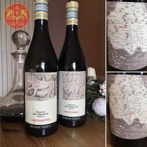 Rượu Vang Amarrone Castelrotto Mazzurega