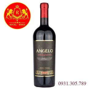 Rượu Vang Angelo Appassimento