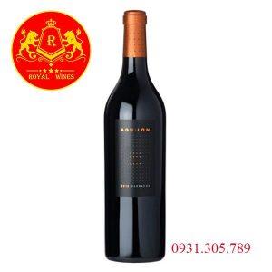 Rượu Vang Aquilon Garnacha