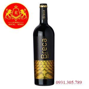 Rượu Vang Breca Garnacha