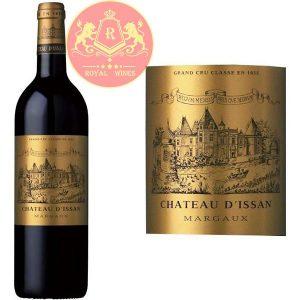Rượu Vang Chateau Dissan Margaux 1
