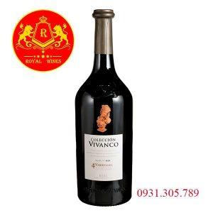 Rượu Vang Coleccion Vivanco 4 Varietals