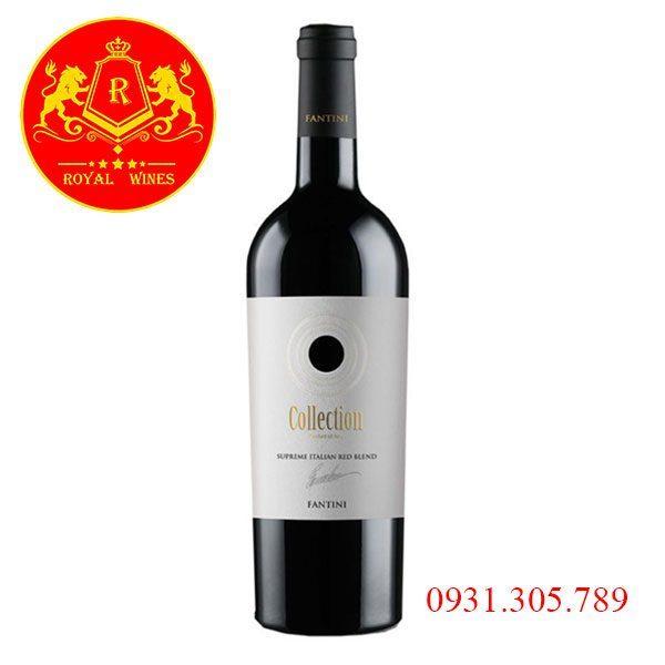 Rượu Vang Collection Fantini