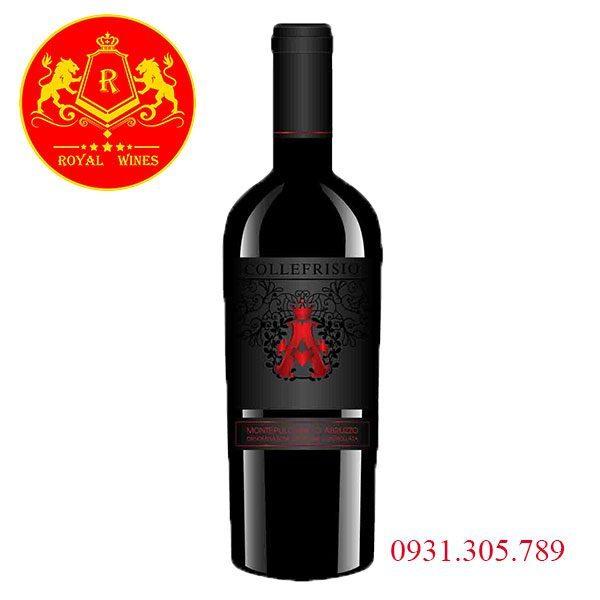 Rượu Vang Collefrisio A