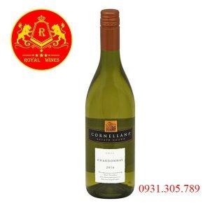 Rượu Vang Cornellana Chardonay