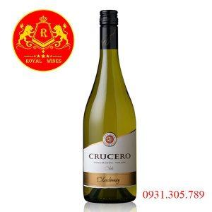 Rượu Vang Crucero Chardonay