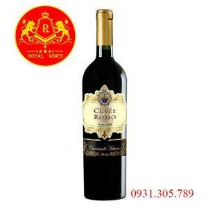 Rượu Vang Cuvee Rosso Cantina Di Antonio
