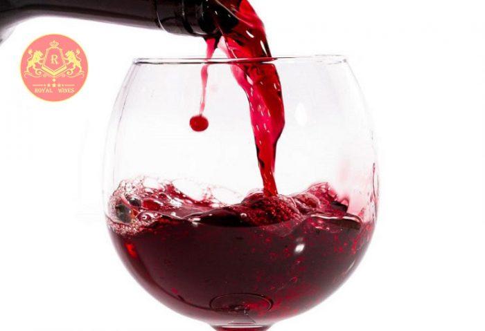 Rượu Vang Đỏ Nhập Khẩu