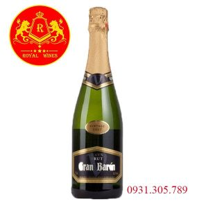 Rượu Vang Gran Baron Brut Cava