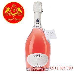 Rượu Vang Gran Cuvee Rose Fantini
