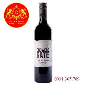Rượu Vang Growers Gate Caberbet Sauvignon
