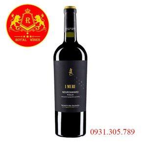 Rượu Vang I Muri Negroamaro Puglia