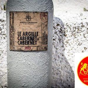 Rượu vang Le Argille Cabernet Di Cabernet 2
