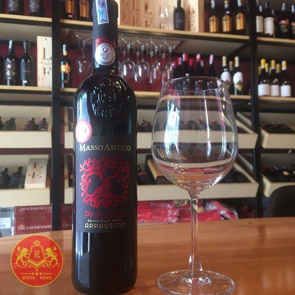 Rượu Vang Masso Antico 1