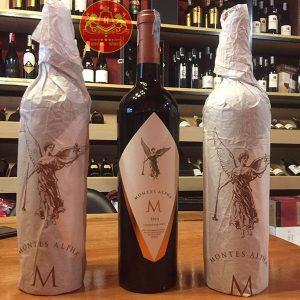 Rượu Vang Montes Alpha M 1