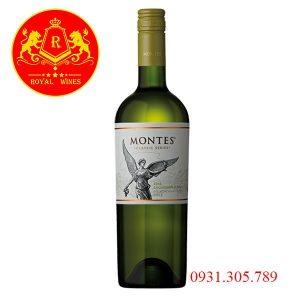 Rượu Vang Montes Classic Series Sauvignon Blanc