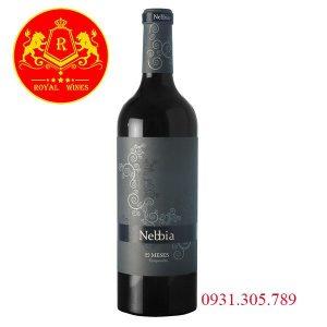 Rượu Vang Nebbia 22 Meses Tempranillo