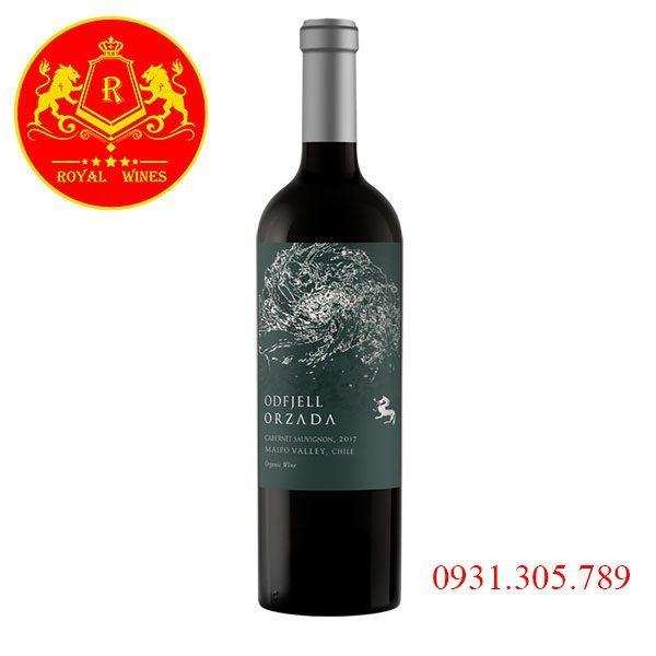 Rượu vang Orzada Odfjell