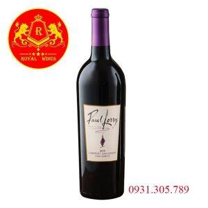 Rượu Vang Paul Lorry Cabernet Sauvignon