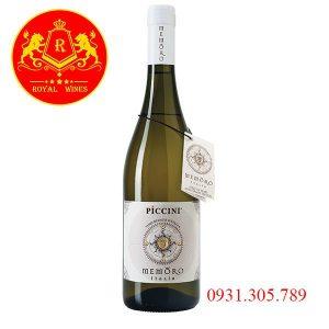 Rượu Vang Piccini Memoro