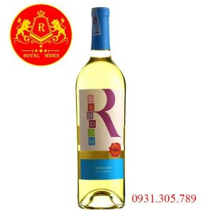 Rượu Vang Random Moscato