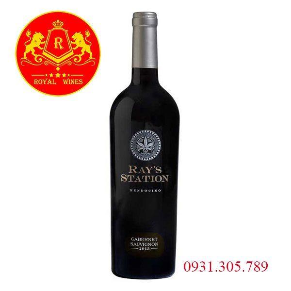 Rượu Vang Rays Station Cabernet Sauvignon