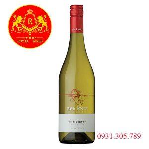 Rượu Vang Red Knot Chardonay