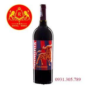 Rượu Vang Sangria La Pepa Barcelonesa