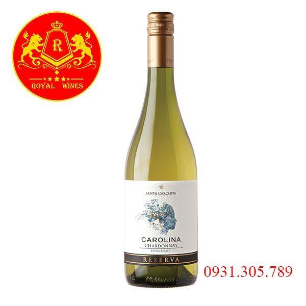 Rượu Vang Santa Carolina Carolina Chardonay