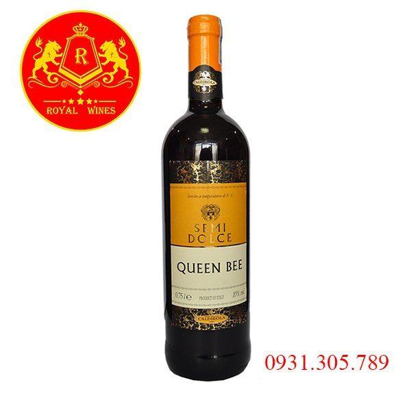 Rượu Vang Semi Dolce Queen Bee