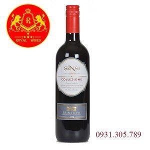 Rượu Vang Sensi 1890 Collezione Primitivo
