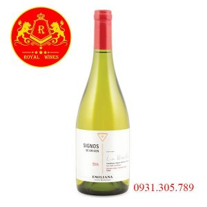 Rượu Vang Signos De Origen Chardonay