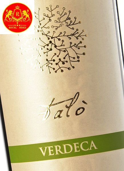 Rượu Vang Talo Verdeca San Marzano 1