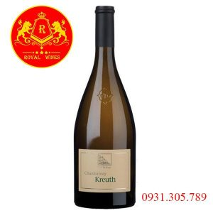 Rượu Vang Terlan Kreuth Chardonay