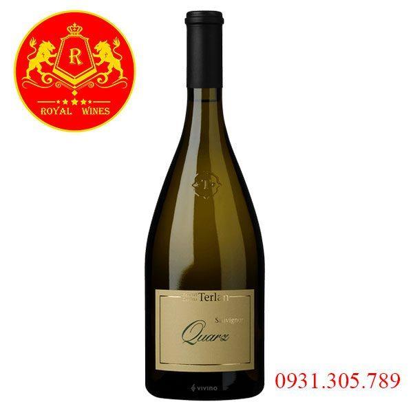 Rượu Vang Terlan Quarz