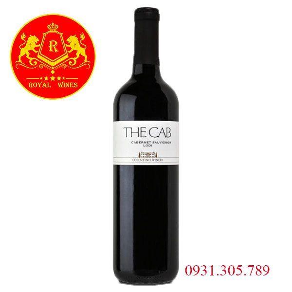 Rượu Vang The Cab Cabernet Sauvignon