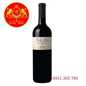 Rượu Vang The Zin Zinfandel