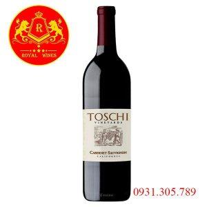Rượu Vang Toschi Vineyards Cabernet