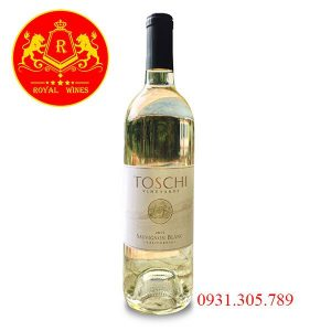 Rượu Vang Toschi Vineyards Sauvignon Blanc