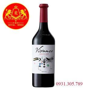Rượu Vang Vivanco Crianza