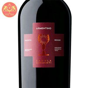Rượu Vang Armentino Schola Sarmenti 1
