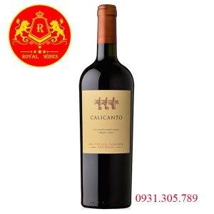 Rượu Vang Calicanto Maipo Andes
