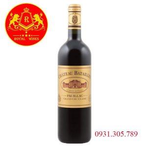 Rượu Vang Chateau Batailley Pauillac