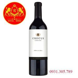 Rượu Vang Crocus La Roche Mere